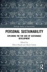 Omslag - Personal Sustainability