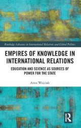 Omslag - Empires of Knowledge in International Relations