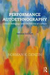 Omslag - Performance Autoethnography