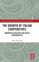 Omslag - The Growth of Italian Cooperatives