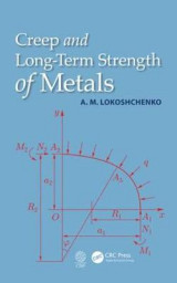 Omslag - Creep and Long-Term Strength of Metals
