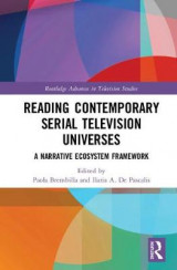 Omslag - Reading Contemporary Serial Television Universes