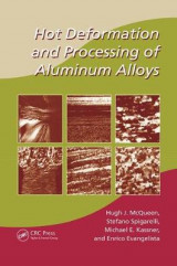 Omslag - Hot Deformation and Processing of Aluminum Alloys