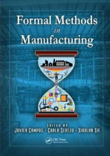 Omslag - Formal Methods in Manufacturing