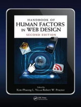 Omslag - Handbook of Human Factors in Web Design