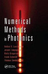 Omslag - Numerical Methods in Photonics