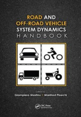 Omslag - Road and Off-Road Vehicle System Dynamics Handbook