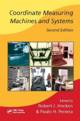 Omslag - Coordinate Measuring Machines and Systems, Second Edition