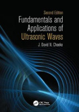 Omslag - Fundamentals and Applications of Ultrasonic Waves, Second Edition