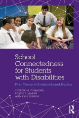 Omslag - School Connectedness for Students with Disabilities