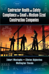 Omslag - Contractor Health and Safety Compliance for Small to Medium-Sized Construction Companies