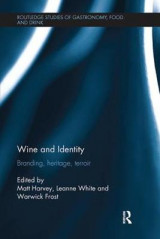 Omslag - Wine and Identity