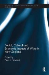 Omslag - Social, Cultural and Economic Impacts of Wine in New Zealand