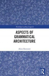 Omslag - Aspects of Grammatical Architecture