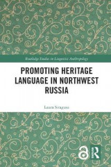 Omslag - Promoting Heritage Language in Northwest Russia