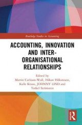 Omslag - Accounting, Innovation and Inter-Organisational Relationships