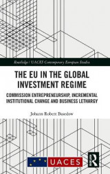 Omslag - The EU in the Global Investment Regime