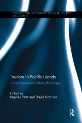 Omslag - Tourism in Pacific Islands