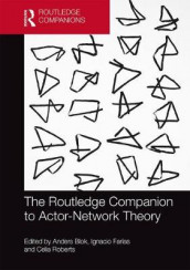 The Routledge Companion to Actor-Network Theory (Innbundet)