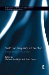 Omslag - Youth and Inequality in Education