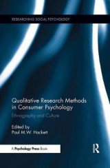 Omslag - Qualitative Research Methods in Consumer Psychology