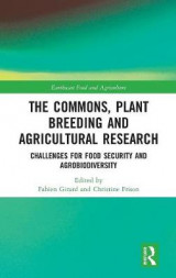 Omslag - The Commons, Plant Breeding and Agricultural Research