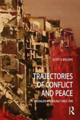 Omslag - Trajectories of Conflict and Peace