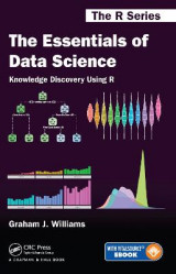 Omslag - The Essentials of Data Science: Knowledge Discovery Using R