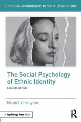 Omslag - The Social Psychology of Ethnic Identity