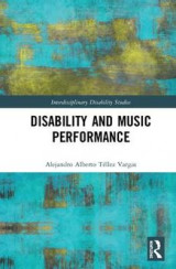 Omslag - Disability and Music Performance