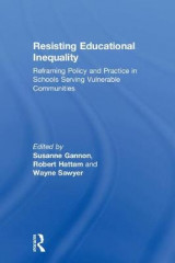 Omslag - Resisting Educational Inequality