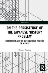 Omslag - On the Persistence of the Japanese