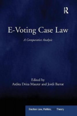 Omslag - E-Voting Case Law