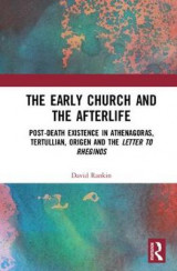 Omslag - The Early Church and the Afterlife