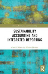 Omslag - Sustainability Accounting and Integrated Reporting