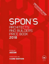 Omslag - Spon's Architects' and Builders' Price Book 2018