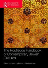 Omslag - The Routledge Handbook of Contemporary Jewish Cultures