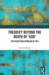 Omslag - Theodicy Beyond the Death of 'God'
