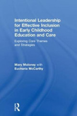 Omslag - Intentional Leadership for Effective Inclusion in Early Childhood Education and Care
