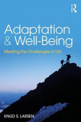 Omslag - Adaptation and Well-Being