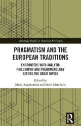 Omslag - Pragmatism and the European Traditions