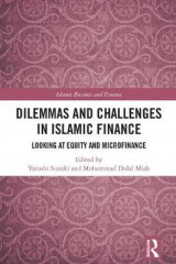 Omslag - Dilemmas and Challenges in Islamic Finance