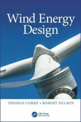 Omslag - Wind Energy Design