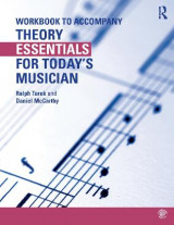 Omslag - Theory Essentials for Today's Musician