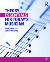 Omslag - Theory Essentials for Today's Musician (Textbook and Workbook Package)