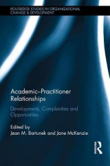 Omslag - Academic Practitioner Research Partnerships