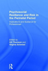 Omslag - Psychosocial Resilience and Risk in the Perinatal Period