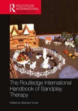 Omslag - The Routledge International Handbook of Sandplay Therapy