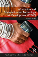 Omslag - Information and Communication Technology for Development (ICT4D)