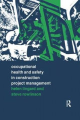 Omslag - Occupational Health and Safety in Construction Project Management